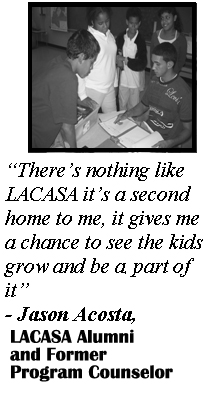 Jason Acosta quote and Pic