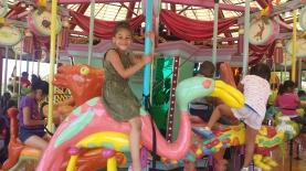 Carousel @ Riverbank State Park